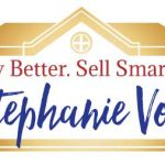 Logo and tag line for Realtor, Stephanie Volz