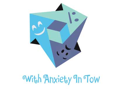 With Anxiety in Tow Blog Logo