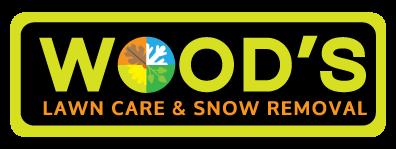 Wood's Lawn Service Logo