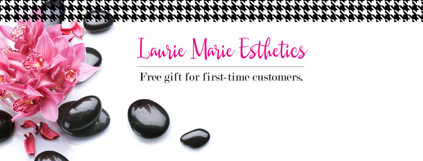 Laurie Marie Esthetics Branding